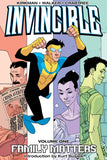 INVINCIBLE TP VOL 01 FAMILY MATTERS - Packrat Comics