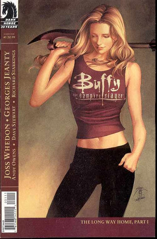 BUFFY THE VAMPIRE SLAYER #1 - Packrat Comics