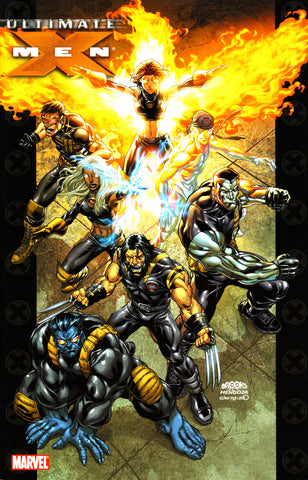ULTIMATE X-MEN ULTIMATE COLLECTION TP VOL 02 - Packrat Comics