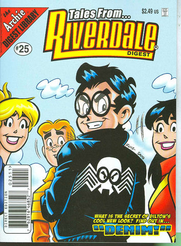 TALES FROM RIVERDALE DIGEST #25 - Packrat Comics