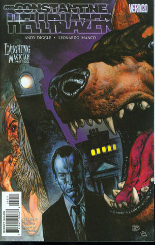 HELLBLAZER #242 (MR) - Packrat Comics