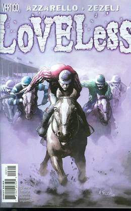 LOVELESS #23 (MR)