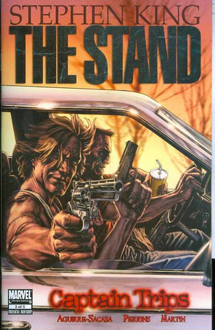 STAND CAPTAIN TRIPS #3 (OF 5) - Packrat Comics