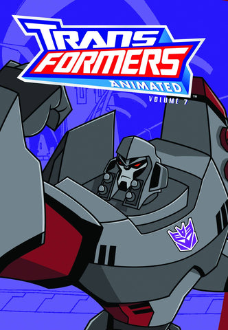 TRANSFORMERS ANIMATED TP VOL 07 - Packrat Comics