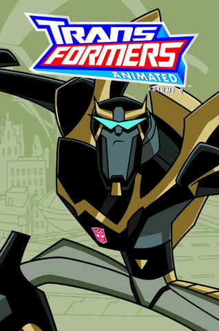 TRANSFORMERS ANIMATED TP VOL 08