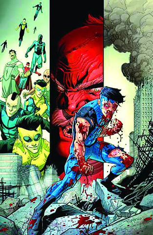 INVINCIBLE TP VOL 12 STILL STANDING - Packrat Comics