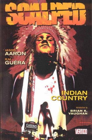 SCALPED TP VOL 01 INDIAN COUNTRY (MR)