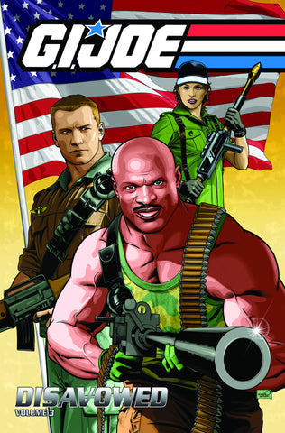 GI JOE DISAVOWED TP VOL 03 - Packrat Comics