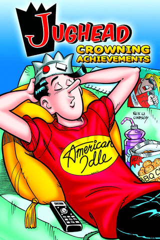 JUGHEAD CROWNING ACHIEVEMENT TP - Packrat Comics