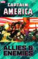 CAPTAIN AMERICA ALLIES AND ENEMIES TP - Packrat Comics