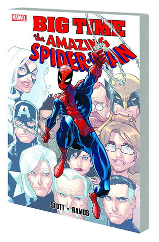 SPIDER-MAN BIG TIME TP