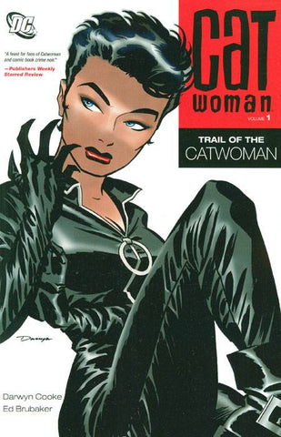 CATWOMAN TP VOL 01 TRAIL OF THE CATWOMAN - Packrat Comics