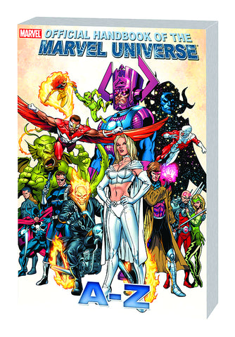OFF HANDBOOK OF MARVEL UNIVERSE A TO Z TP VOL 04