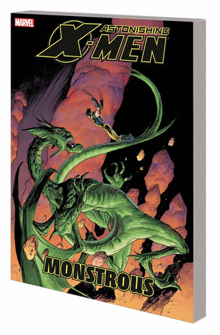 ASTONISHING X-MEN TP VOL 07 MONSTROUS