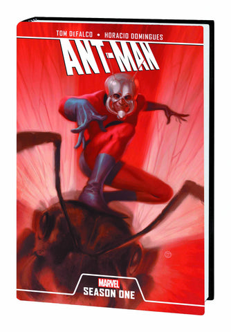 ANT-MAN SEASON ONE PREM HC - Packrat Comics