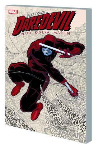 DAREDEVIL BY MARK WAID TP VOL 01 - Packrat Comics