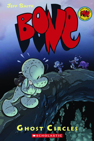 BONE COLOR ED SC VOL 07 GHOST CIRCLES NEW PTG - Packrat Comics
