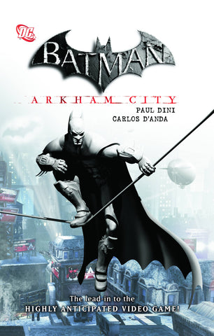 BATMAN ARKHAM CITY TP - Packrat Comics