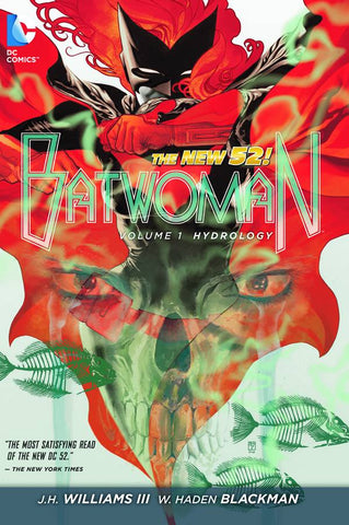 BATWOMAN TP VOL 01 HYDROLOGY - Packrat Comics