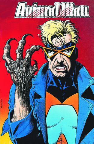 ANIMAL MAN TP VOL 04 BORN TO BE WILD (MR) - Packrat Comics