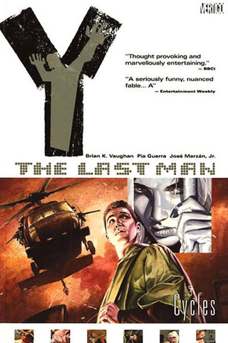 Y THE LAST MAN TP VOL 02 CYCLES (MR) - Packrat Comics