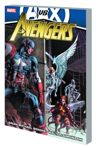AVENGERS BY BRIAN MICHAEL BENDIS TP VOL 04 AVX - Packrat Comics