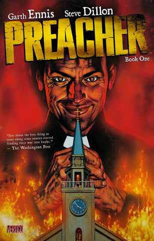 PREACHER TP BOOK 01 (MR) - Packrat Comics