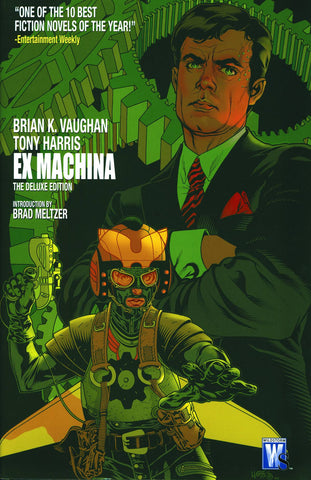 EX MACHINA TP BOOK 01 BOOK 01 (MR) - Packrat Comics