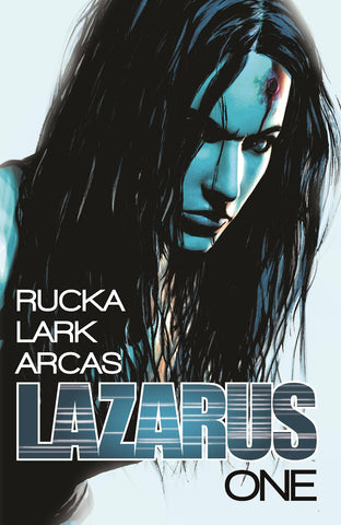 LAZARUS TP VOL 01 (MR) - Packrat Comics