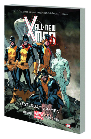 ALL NEW X-MEN TP VOL 01 YESTERDAYS X-MEN - Packrat Comics