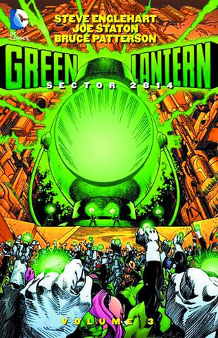 GREEN LANTERN SECTOR 2814 TP VOL 03 - Packrat Comics