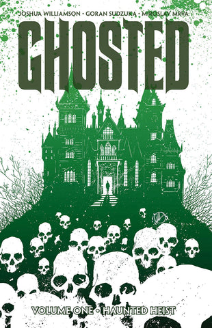 GHOSTED TP VOL 01 (MR) - Packrat Comics