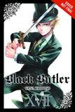 BLACK BUTLER GN VOL 17 - Packrat Comics