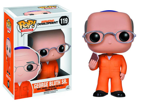 POP ARRESTED DEVELOPMENT GEORGE VINYL FIG - Packrat Comics