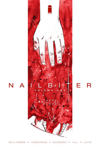 NAILBITER TP VOL 01 THERE WILL BE BLOOD (MR) - Packrat Comics