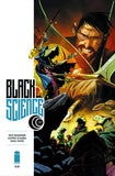 BLACK SCIENCE #10 (MR)