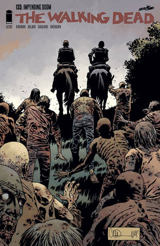 WALKING DEAD #133 (MR)