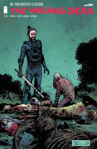 WALKING DEAD #134 (MR)