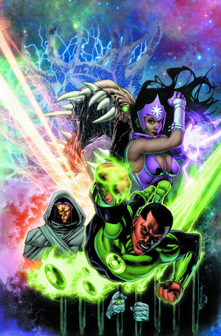GREEN LANTERN CORPS TP VOL 05 UPRISING (N52) - Packrat Comics
