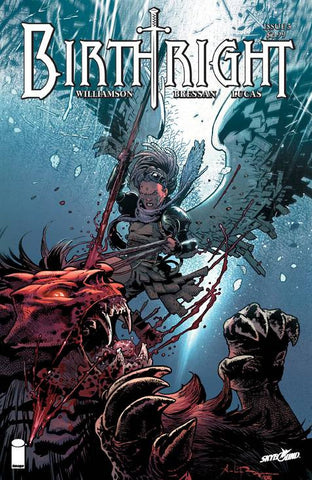 BIRTHRIGHT #3 - Packrat Comics