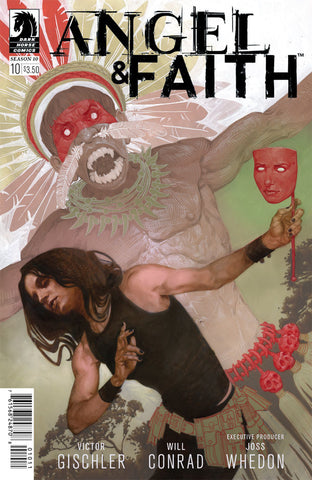 ANGEL AND FAITH SEASON 10 #10 MAIN CVR - Packrat Comics