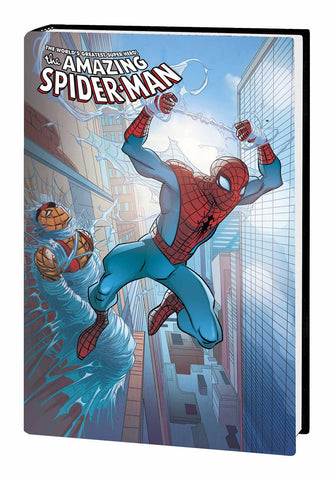 AMAZING SPIDER-MAN HC WHO AM I - Packrat Comics