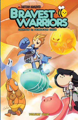 BRAVEST WARRIORS TP VOL 04 - Packrat Comics