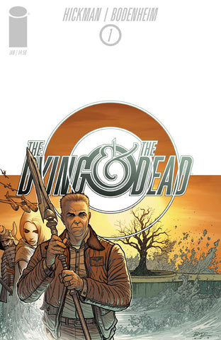 DYING AND THE DEAD #1 - Packrat Comics