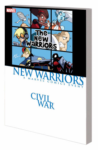 CIVIL WAR PRELUDE TP NEW WARRIORS - Packrat Comics