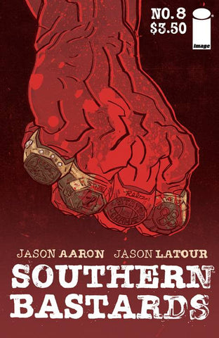SOUTHERN BASTARDS #8 (MR)