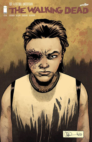 WALKING DEAD #137 (MR)