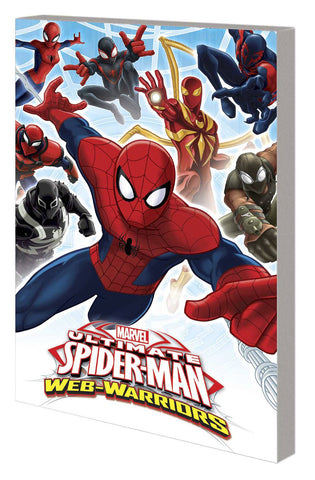 MU ULT SPIDER-MAN WEB WARRIORS DIGEST TP VOL 01