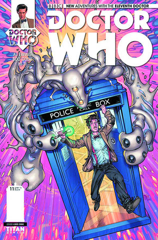 DOCTOR WHO 11TH #11 REG COOK