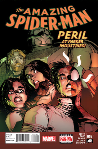 AMAZING SPIDER-MAN #16 - Packrat Comics